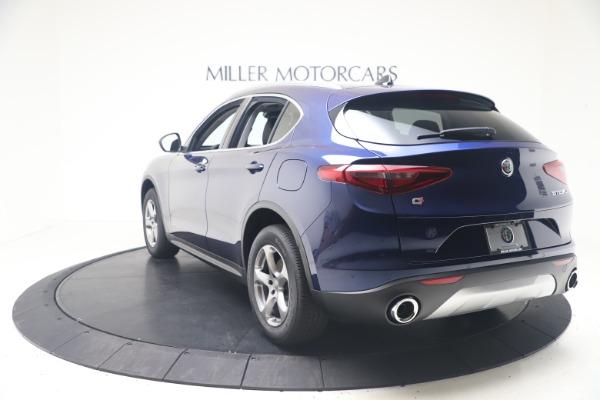 New 2021 Alfa Romeo Stelvio Q4 for sale $49,945 at Bugatti of Greenwich in Greenwich CT 06830 5