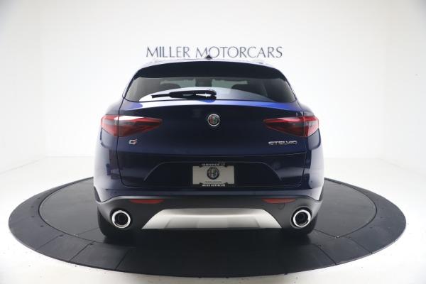 New 2021 Alfa Romeo Stelvio Q4 for sale $49,945 at Bugatti of Greenwich in Greenwich CT 06830 6