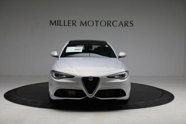 New 2021 Alfa Romeo Giulia Ti Sport Q4 for sale $53,050 at Bugatti of Greenwich in Greenwich CT 06830 11