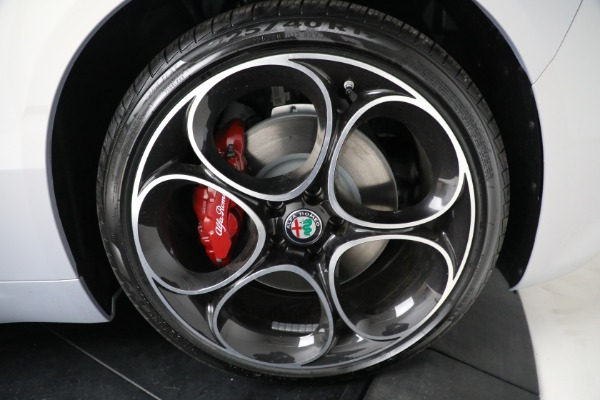 New 2021 Alfa Romeo Giulia Ti Sport Q4 for sale $53,050 at Bugatti of Greenwich in Greenwich CT 06830 21