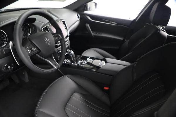 New 2021 Maserati Ghibli S Q4 for sale $90,075 at Bugatti of Greenwich in Greenwich CT 06830 17