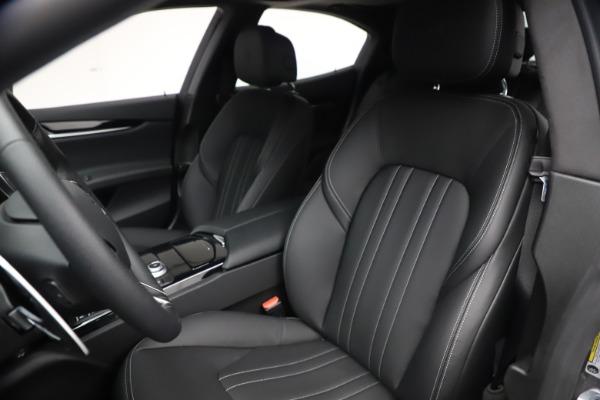 New 2021 Maserati Ghibli S Q4 for sale $90,075 at Bugatti of Greenwich in Greenwich CT 06830 18