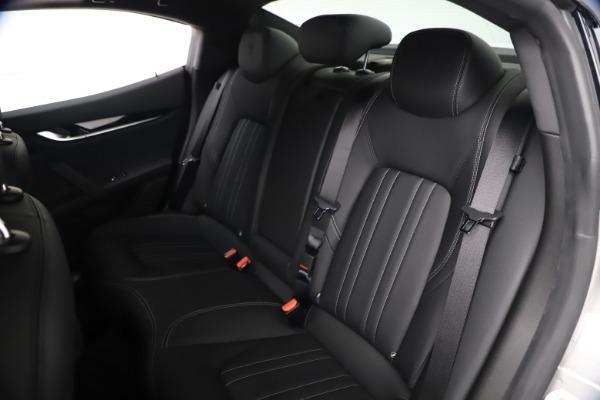 New 2021 Maserati Ghibli S Q4 for sale $90,075 at Bugatti of Greenwich in Greenwich CT 06830 22