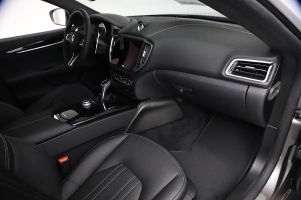 New 2021 Maserati Ghibli S Q4 for sale $90,075 at Bugatti of Greenwich in Greenwich CT 06830 24