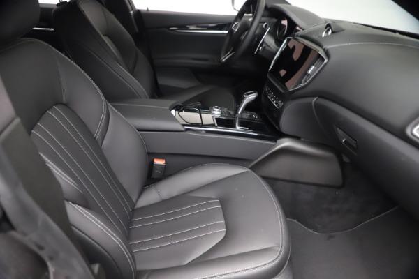 New 2021 Maserati Ghibli S Q4 for sale $90,075 at Bugatti of Greenwich in Greenwich CT 06830 25
