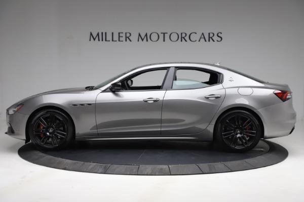 New 2021 Maserati Ghibli S Q4 for sale $90,075 at Bugatti of Greenwich in Greenwich CT 06830 3