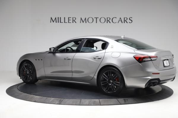 New 2021 Maserati Ghibli S Q4 for sale $90,075 at Bugatti of Greenwich in Greenwich CT 06830 4