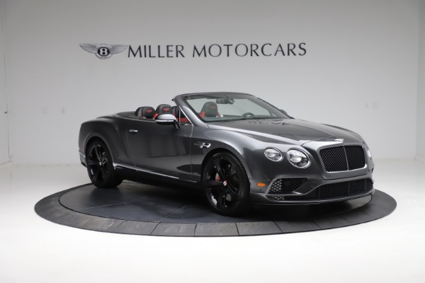 Used 2017 Bentley Continental GT V8 S for sale $179,900 at Bugatti of Greenwich in Greenwich CT 06830 12