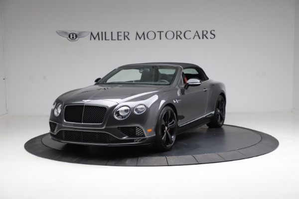 Used 2017 Bentley Continental GT V8 S for sale $179,900 at Bugatti of Greenwich in Greenwich CT 06830 15
