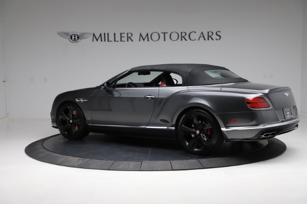 Used 2017 Bentley Continental GT V8 S for sale Sold at Bugatti of Greenwich in Greenwich CT 06830 17