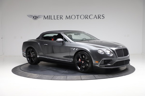 Used 2017 Bentley Continental GT V8 S for sale $179,900 at Bugatti of Greenwich in Greenwich CT 06830 21