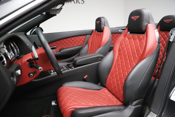 Used 2017 Bentley Continental GT V8 S for sale Sold at Bugatti of Greenwich in Greenwich CT 06830 28
