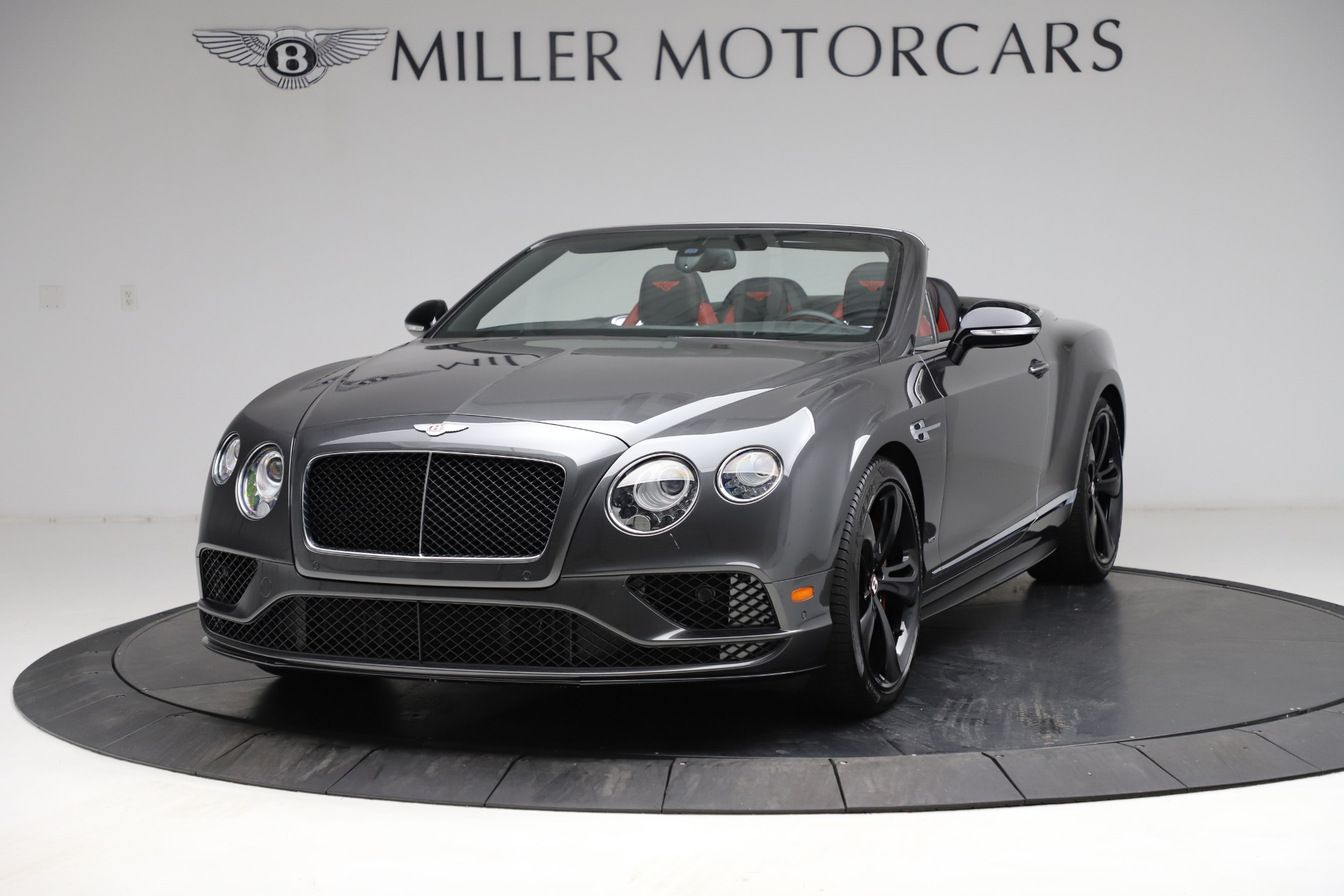 Used 2017 Bentley Continental GT V8 S for sale $179,900 at Bugatti of Greenwich in Greenwich CT 06830 1