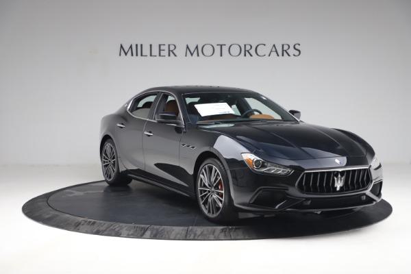 New 2021 Maserati Ghibli S Q4 for sale Call for price at Bugatti of Greenwich in Greenwich CT 06830 12
