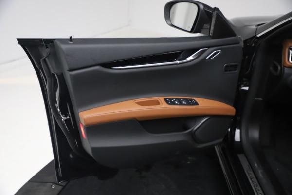 New 2021 Maserati Ghibli S Q4 for sale Call for price at Bugatti of Greenwich in Greenwich CT 06830 14