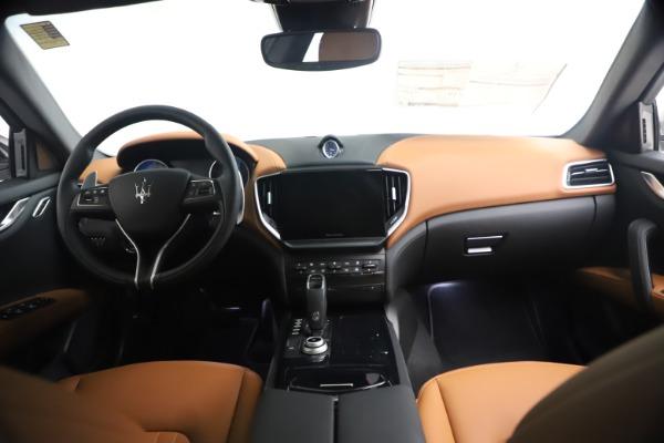 New 2021 Maserati Ghibli S Q4 for sale Call for price at Bugatti of Greenwich in Greenwich CT 06830 17