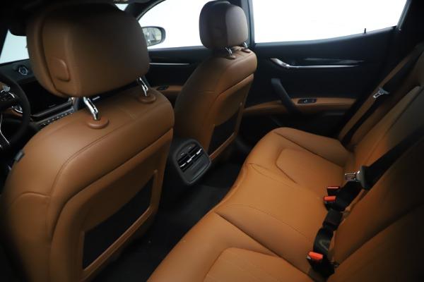 New 2021 Maserati Ghibli S Q4 for sale Call for price at Bugatti of Greenwich in Greenwich CT 06830 18