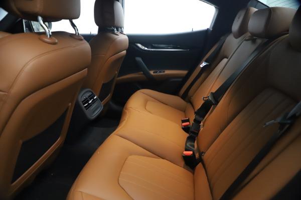 New 2021 Maserati Ghibli S Q4 for sale Call for price at Bugatti of Greenwich in Greenwich CT 06830 19