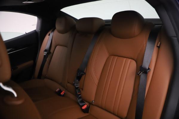 New 2021 Maserati Ghibli S Q4 for sale Call for price at Bugatti of Greenwich in Greenwich CT 06830 20