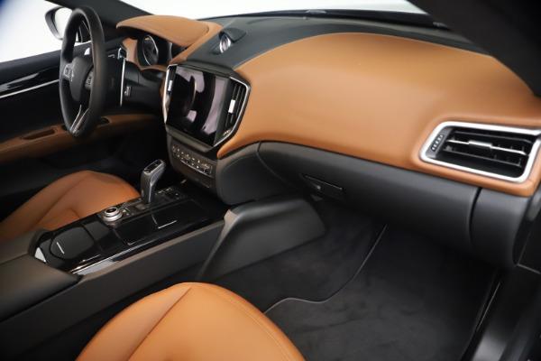 New 2021 Maserati Ghibli S Q4 for sale Call for price at Bugatti of Greenwich in Greenwich CT 06830 22