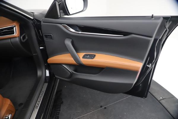 New 2021 Maserati Ghibli S Q4 for sale Call for price at Bugatti of Greenwich in Greenwich CT 06830 24