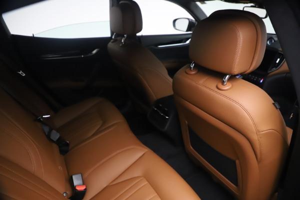 New 2021 Maserati Ghibli S Q4 for sale Call for price at Bugatti of Greenwich in Greenwich CT 06830 25