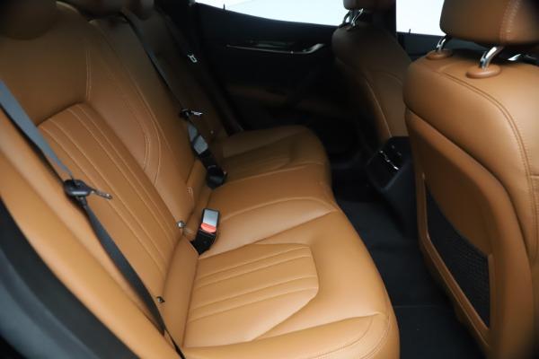 New 2021 Maserati Ghibli S Q4 for sale Call for price at Bugatti of Greenwich in Greenwich CT 06830 26