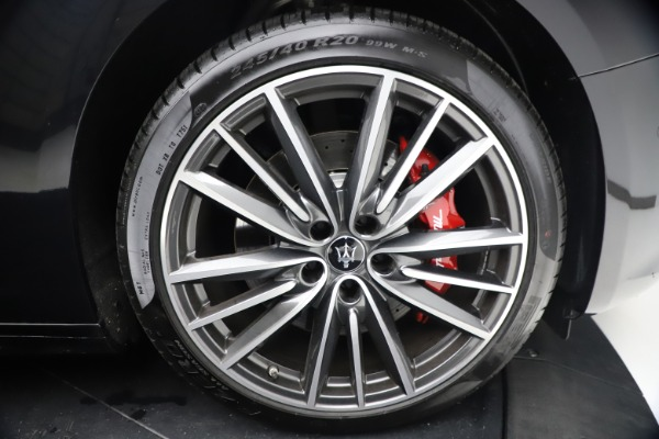 New 2021 Maserati Ghibli S Q4 for sale Call for price at Bugatti of Greenwich in Greenwich CT 06830 28
