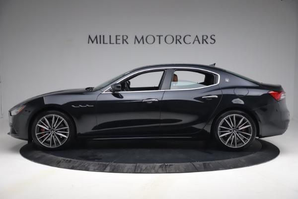 New 2021 Maserati Ghibli S Q4 for sale Call for price at Bugatti of Greenwich in Greenwich CT 06830 3
