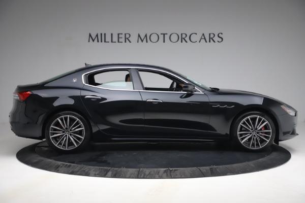 New 2021 Maserati Ghibli S Q4 for sale Call for price at Bugatti of Greenwich in Greenwich CT 06830 9