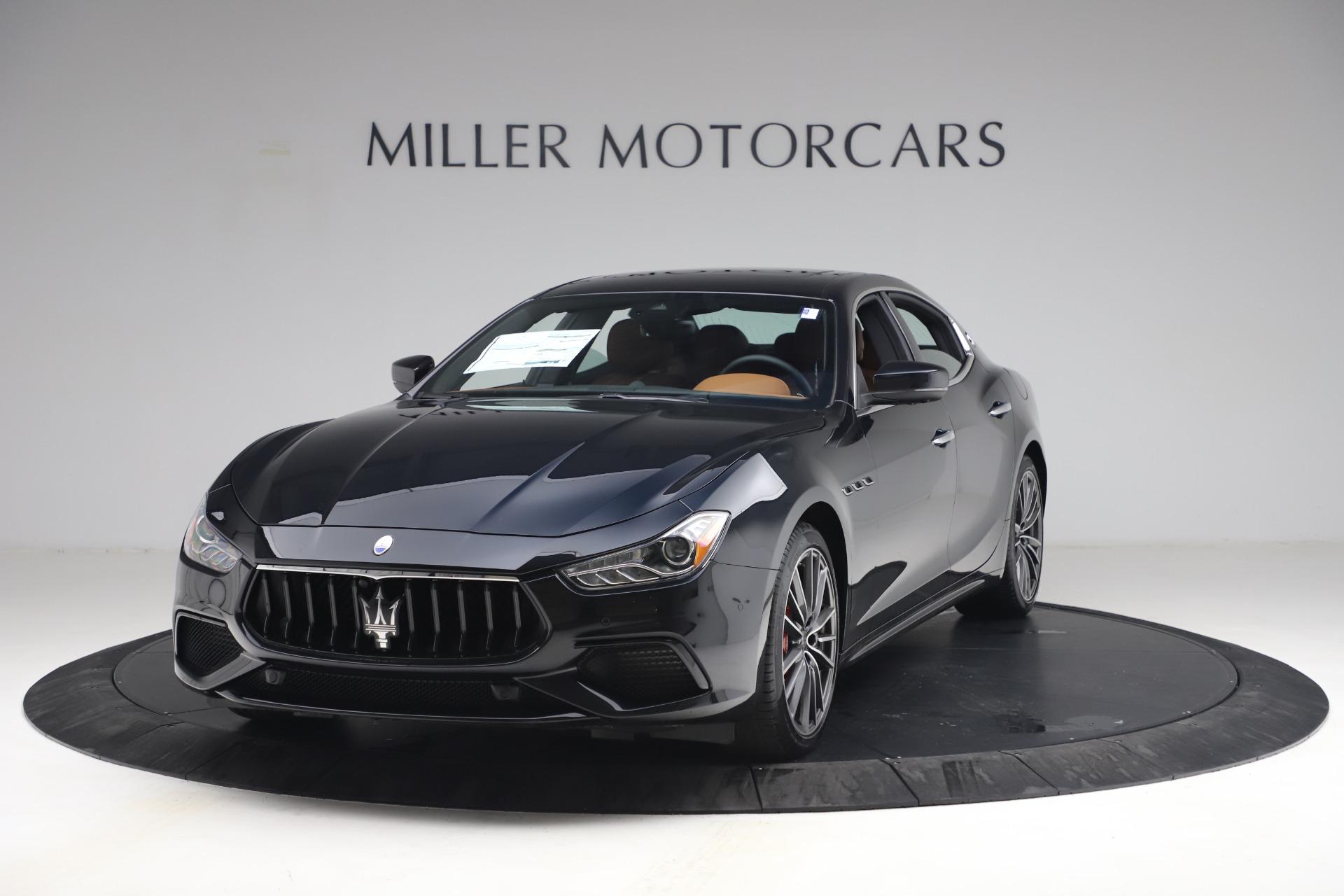New 2021 Maserati Ghibli S Q4 for sale Call for price at Bugatti of Greenwich in Greenwich CT 06830 1