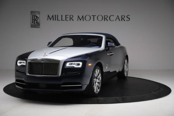 Used 2016 Rolls-Royce Dawn for sale $269,900 at Bugatti of Greenwich in Greenwich CT 06830 12