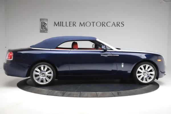 Used 2016 Rolls-Royce Dawn for sale $269,900 at Bugatti of Greenwich in Greenwich CT 06830 16