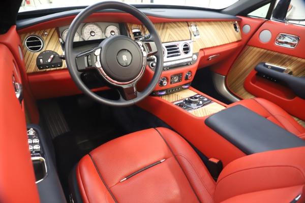 Used 2016 Rolls-Royce Dawn for sale $269,900 at Bugatti of Greenwich in Greenwich CT 06830 18