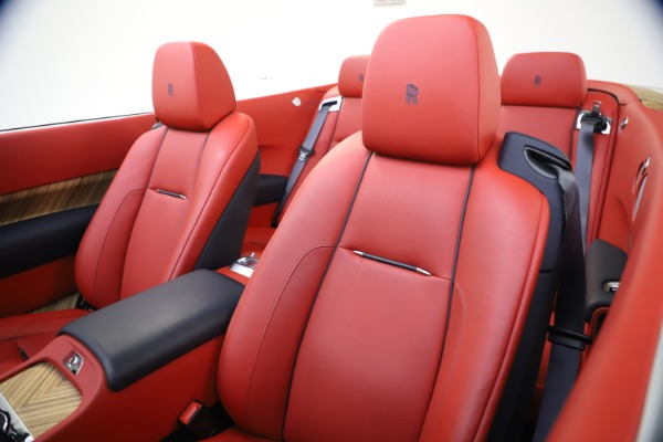 Used 2016 Rolls-Royce Dawn for sale $269,900 at Bugatti of Greenwich in Greenwich CT 06830 20