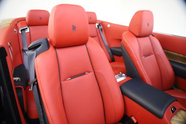 Used 2016 Rolls-Royce Dawn for sale $269,900 at Bugatti of Greenwich in Greenwich CT 06830 21