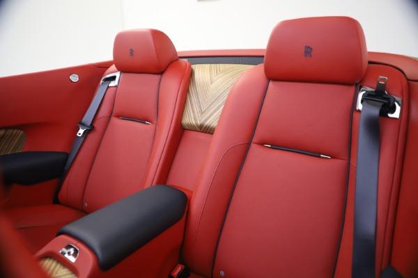 Used 2016 Rolls-Royce Dawn for sale $269,900 at Bugatti of Greenwich in Greenwich CT 06830 22