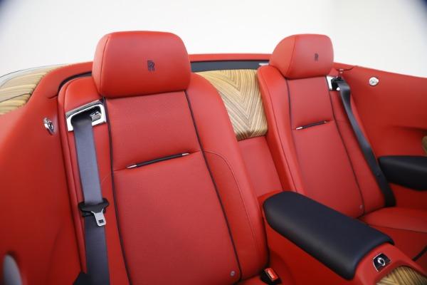 Used 2016 Rolls-Royce Dawn for sale $269,900 at Bugatti of Greenwich in Greenwich CT 06830 23