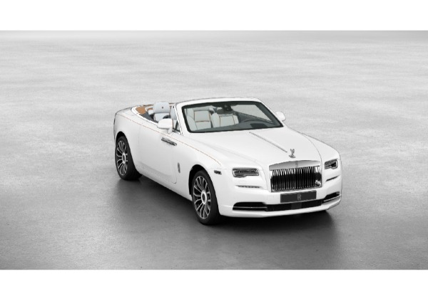 New 2021 Rolls-Royce Dawn for sale Call for price at Bugatti of Greenwich in Greenwich CT 06830 2