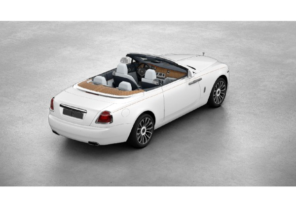 New 2021 Rolls-Royce Dawn for sale Call for price at Bugatti of Greenwich in Greenwich CT 06830 3