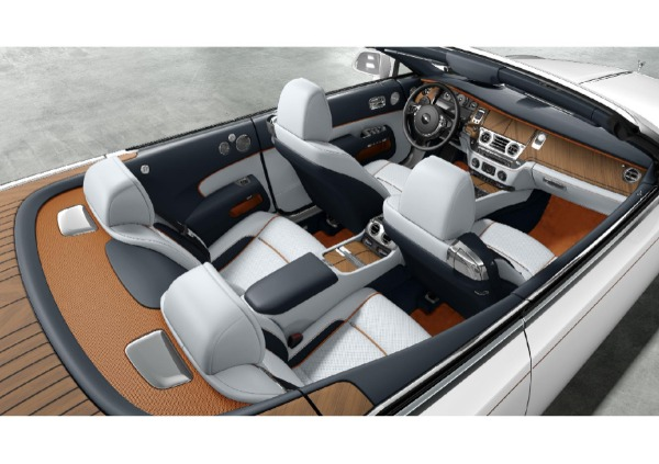 New 2021 Rolls-Royce Dawn for sale Call for price at Bugatti of Greenwich in Greenwich CT 06830 6