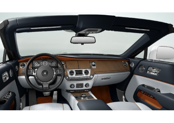 New 2021 Rolls-Royce Dawn for sale Call for price at Bugatti of Greenwich in Greenwich CT 06830 7