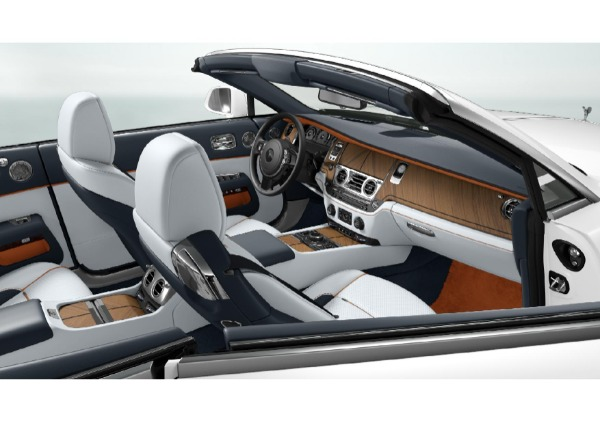 New 2021 Rolls-Royce Dawn for sale Call for price at Bugatti of Greenwich in Greenwich CT 06830 8