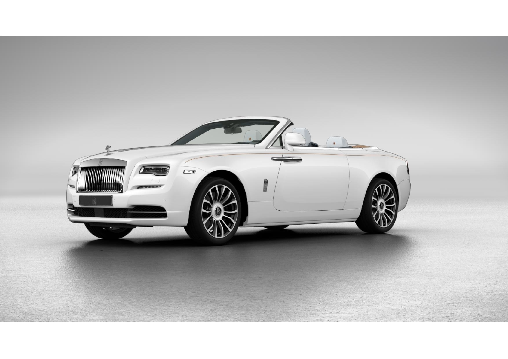 New 2021 Rolls-Royce Dawn for sale Call for price at Bugatti of Greenwich in Greenwich CT 06830 1