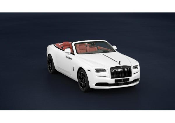 New 2021 Rolls-Royce Dawn Black Badge for sale Sold at Bugatti of Greenwich in Greenwich CT 06830 2