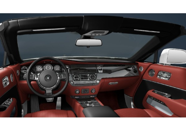 New 2021 Rolls-Royce Dawn Black Badge for sale Sold at Bugatti of Greenwich in Greenwich CT 06830 4