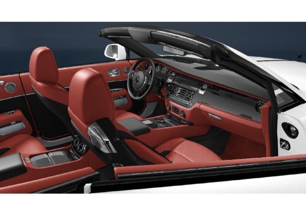 New 2021 Rolls-Royce Dawn Black Badge for sale Sold at Bugatti of Greenwich in Greenwich CT 06830 5