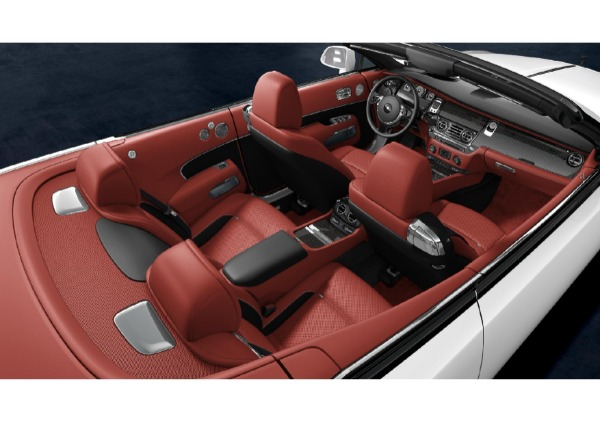New 2021 Rolls-Royce Dawn Black Badge for sale Sold at Bugatti of Greenwich in Greenwich CT 06830 6