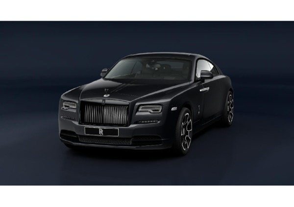 New 2021 Rolls-Royce Wraith Black Badge for sale Call for price at Bugatti of Greenwich in Greenwich CT 06830 2