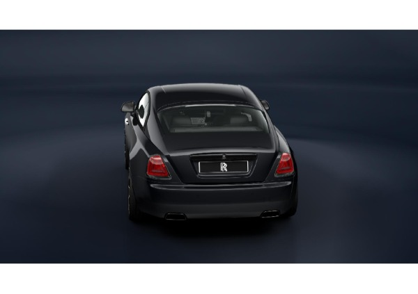 New 2021 Rolls-Royce Wraith Black Badge for sale Call for price at Bugatti of Greenwich in Greenwich CT 06830 3